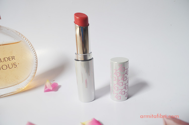 Review Lipstik ZA