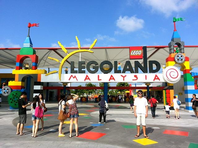 Berlibur ke Legoland Malaysia