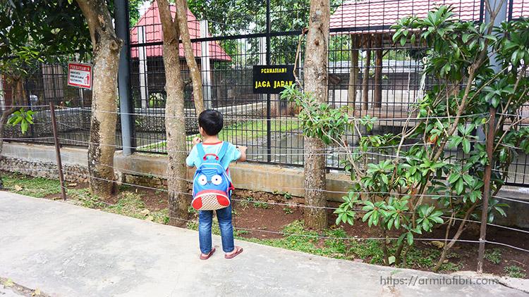 Foto Taman Satwa Garut