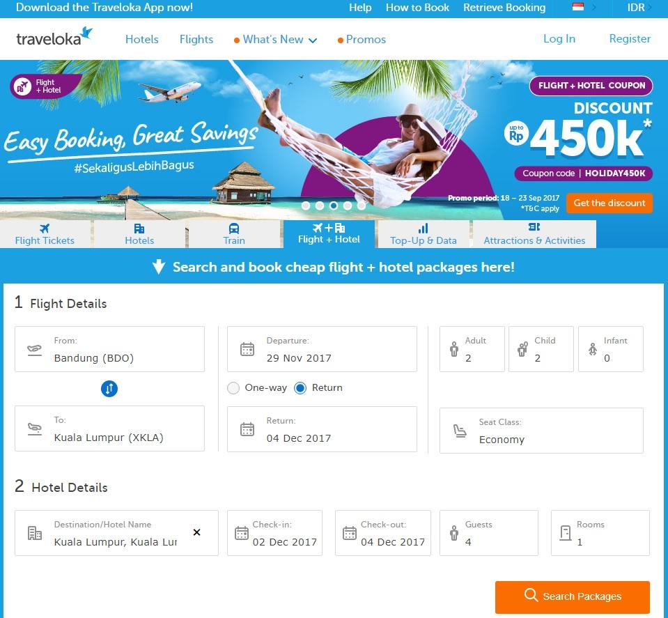 Rencana Liburan ke Kuala Lumpur