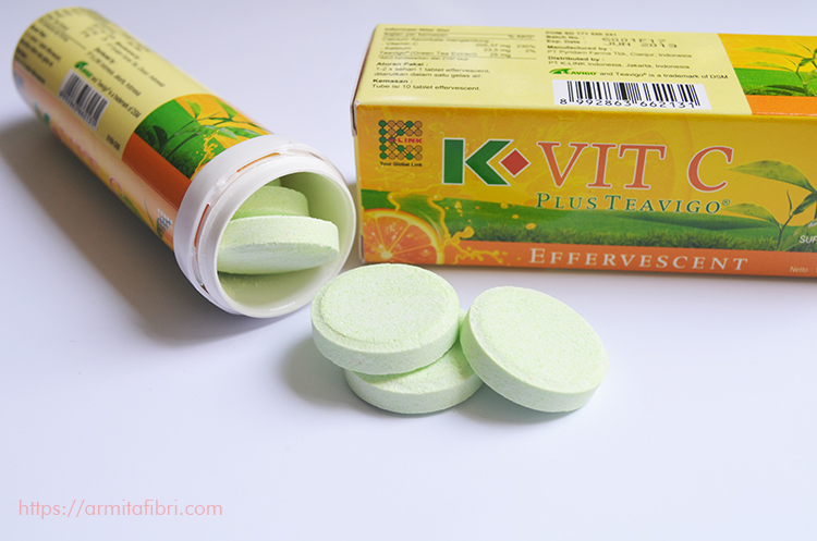 Review Vitamin C K-Link