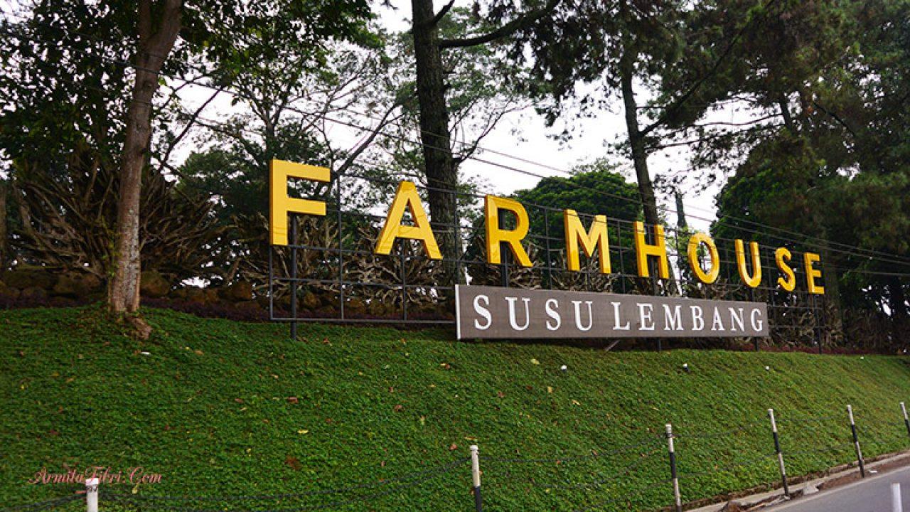 Main Ke Farm House Lembang Bandung Armita Fibriyanti