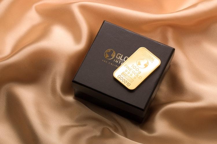 gambar emas batangan