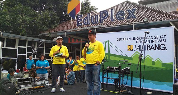 Memperingati Hari Bakti PU ke – 72, Balitbang PUPR Menyelenggarakan Diskusi tentang Bagaimana Menciptakan Lingkungan yang Sehat