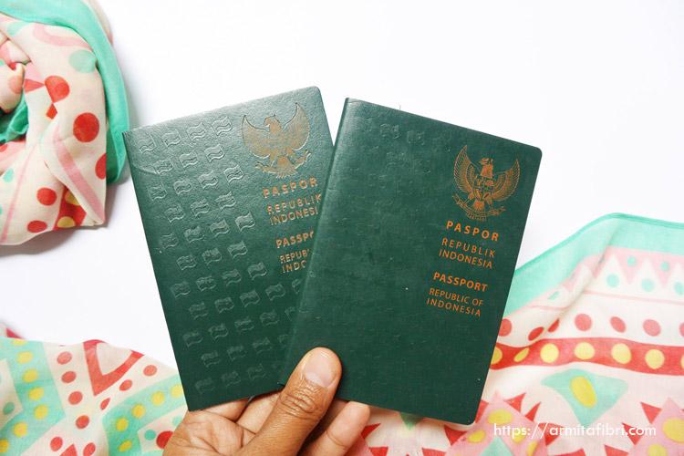 Pengalaman Membuat Paspor Umroh