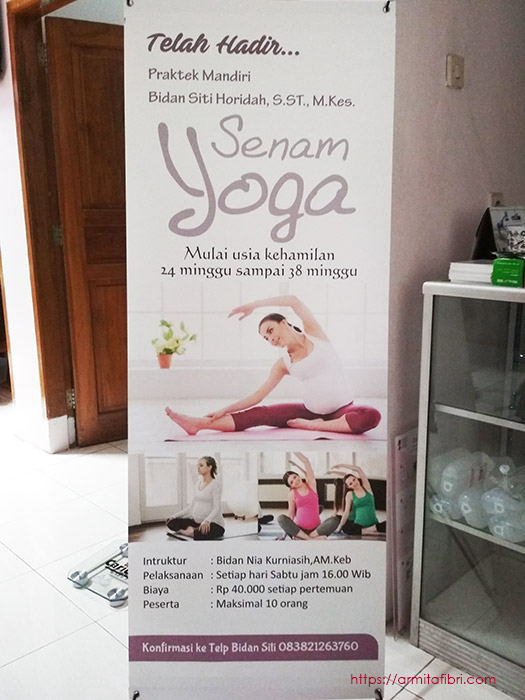 yoga di bandung