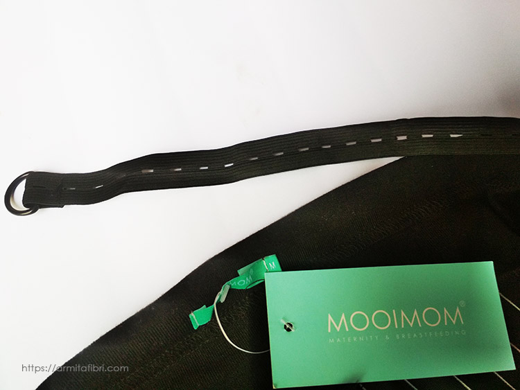 Review celana hamil Mooimom