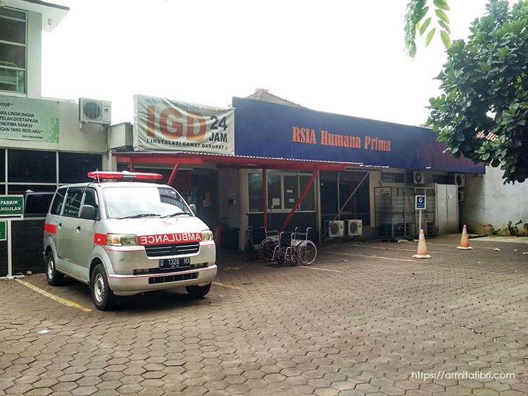 Biaya persalinan di Bandung