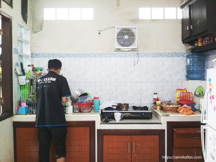 Layanan GO-CLEAN Paket Ramadan