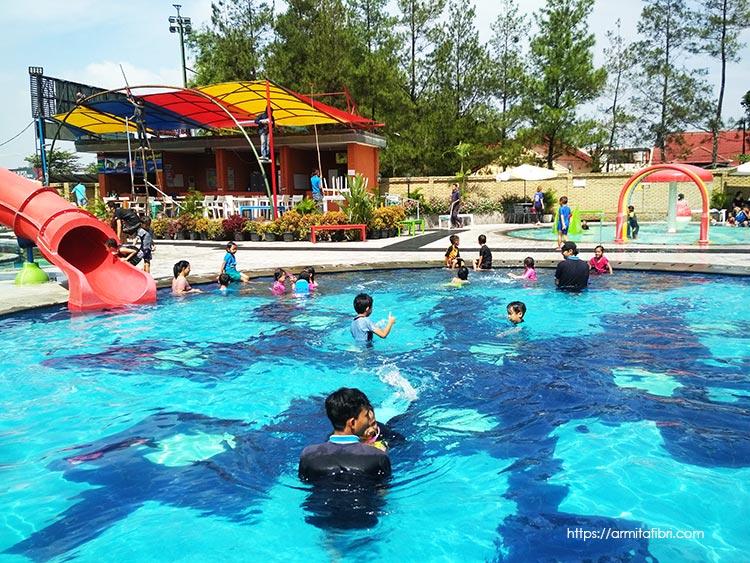 kolam renang air hangat bandung