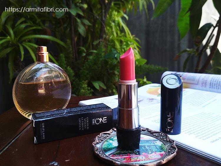 Lipstik Oriflame Terbaru