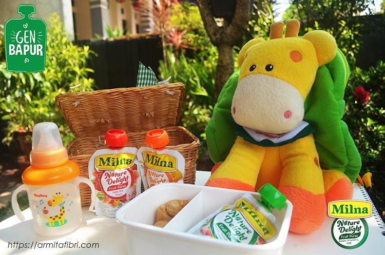 Milna Nature Delight: Cara Mudah Makan Buah Zaman Now