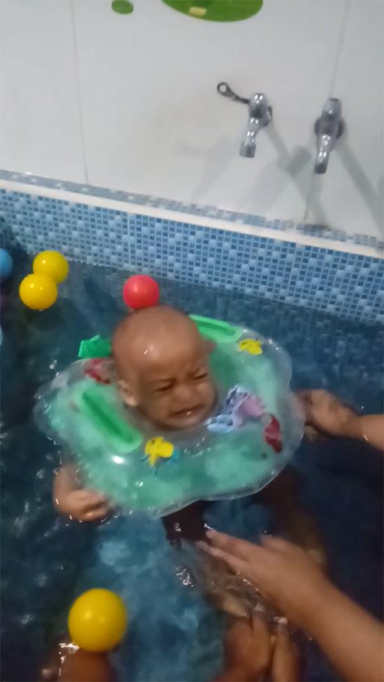 Tempat Baby Spa di Bandung