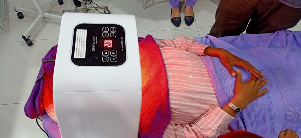 Menghilangkan Flek Hitam di Wajah di Klinik Lineation Centre Bandung