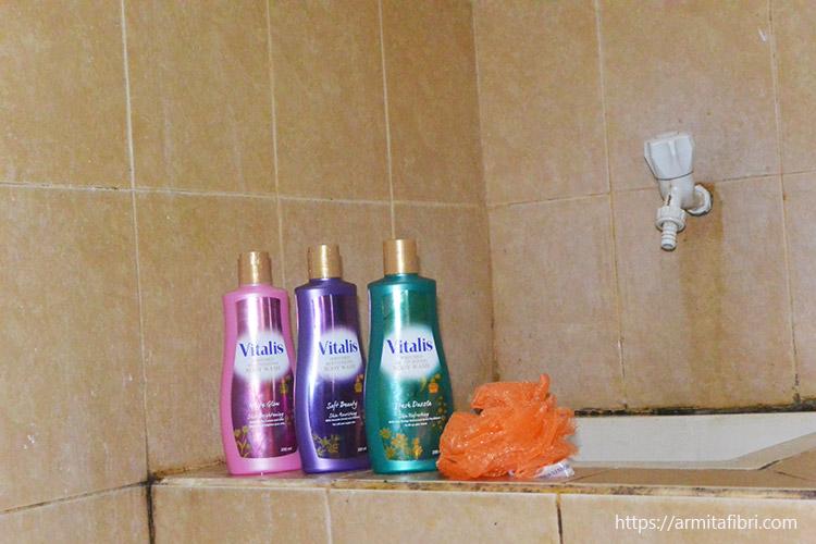 Vitalis Body Wash Review Blog