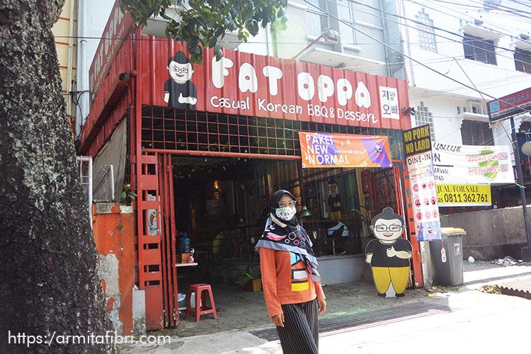 Restoran Korea yang Halal