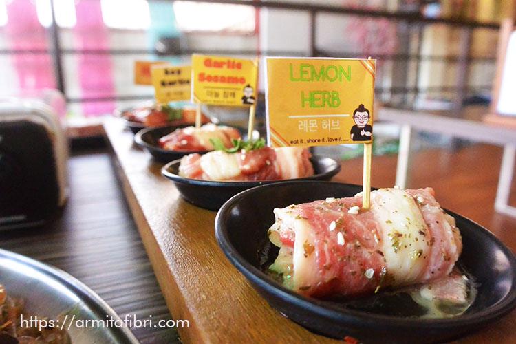 Masakan Korea yang Halal