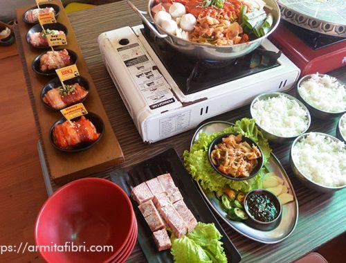restoran Korea di Bandung yang murah