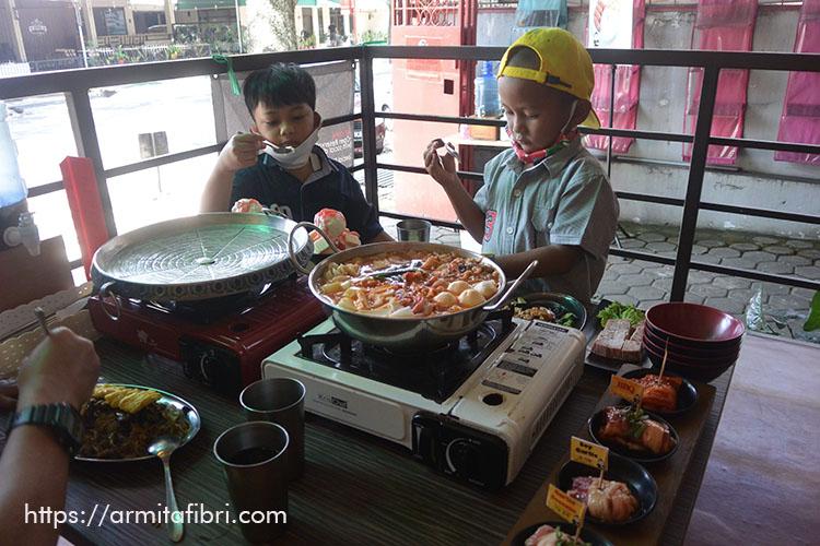 Restoran Korea yang Halal dan Murah di Bdg