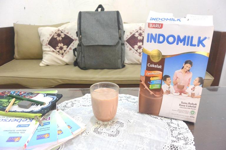 Review Indomilk Optinutri