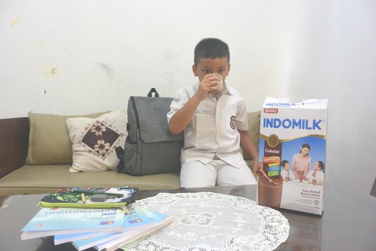 Manfaat Susu Bubuk Indomilk