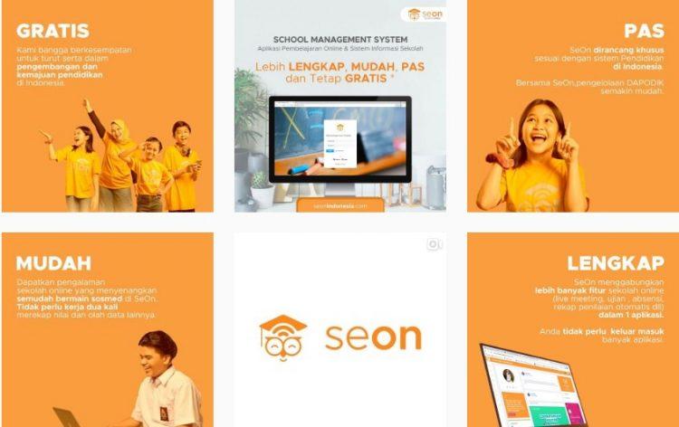 Aplikasi Sekolah Online