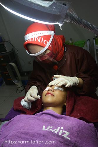 alamat vidiz baniar skin care bandung