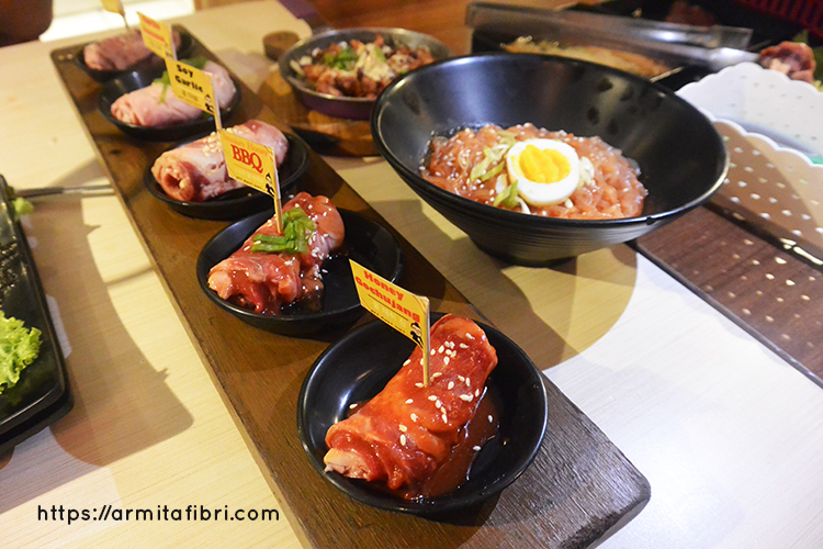 Korean barbeque bandung