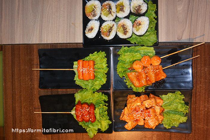 restoran korea di bandung