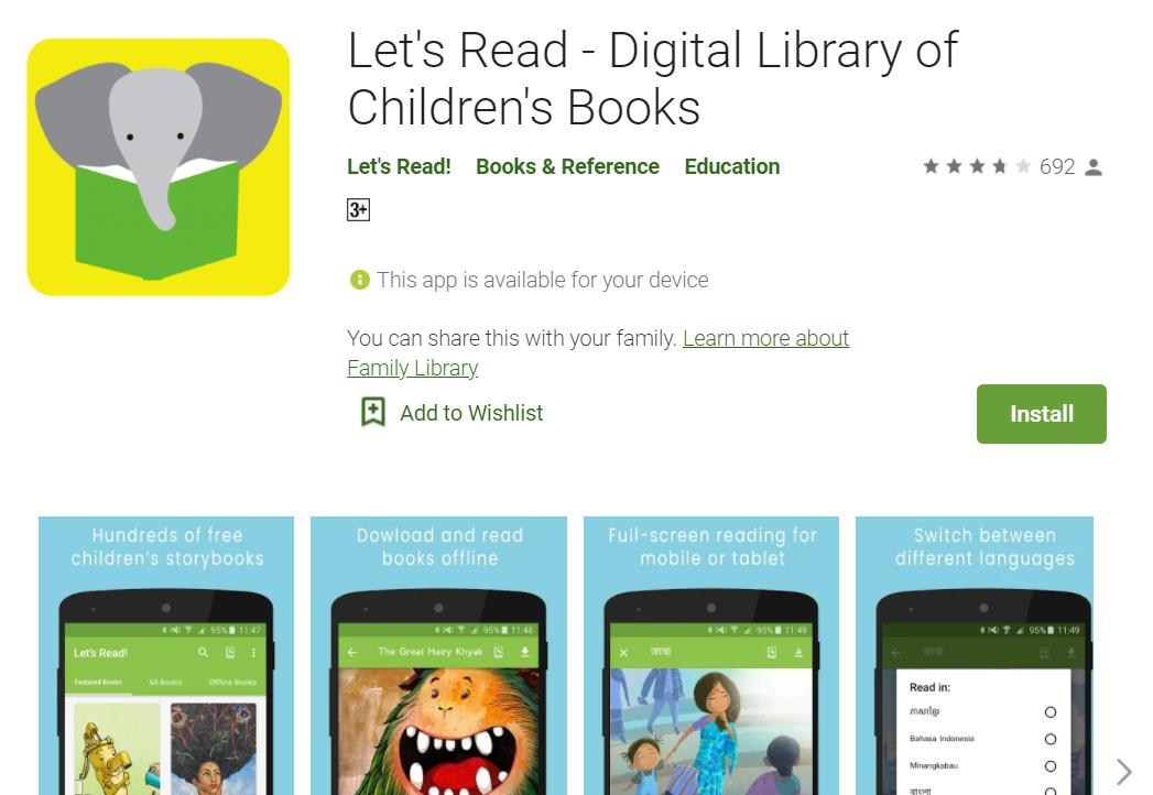 Aplikasi Read Aloud