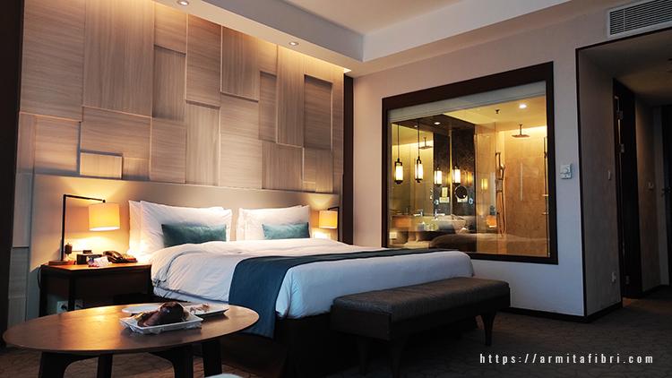 Staycation di hotel bandung