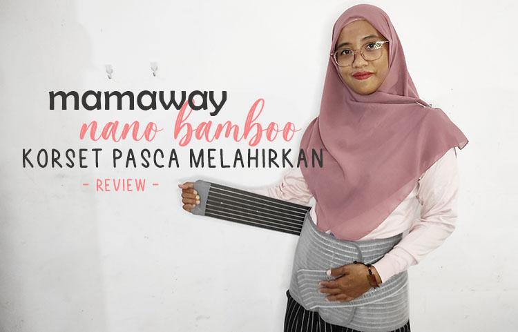 review Mamaway Nano Bamboo Korset